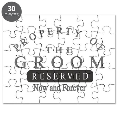 Property Groom Forever Puzzle