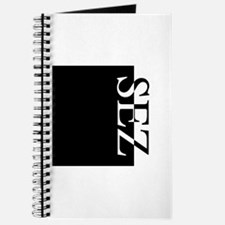 SEZ Typography Journal
