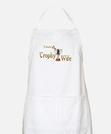 Future Trophy Wife Apron