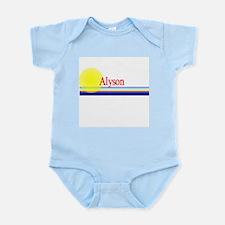 Alyson Infant Creeper