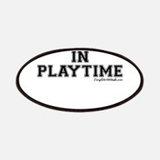 Majored In Playtime Patches