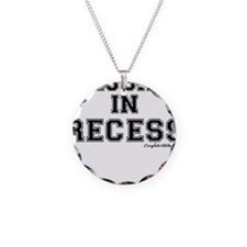 Majored In Recess Necklace