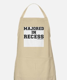 Majored In Recess Apron