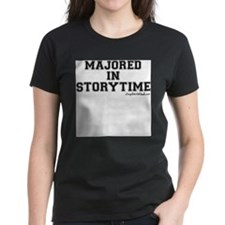 Majored In Storytime Tee
