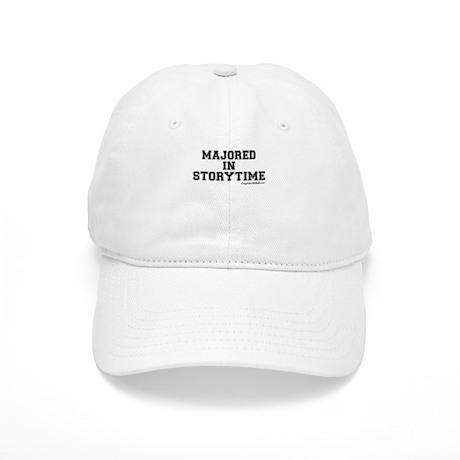 Majored In Storytime Cap
