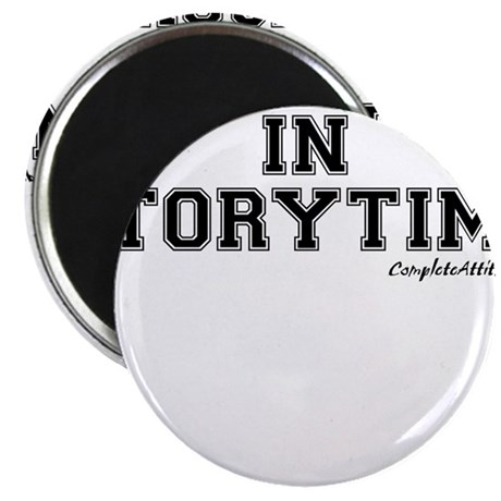 "Majored In Storytime 2.25"" Magnet (100 pack)"