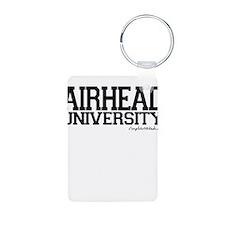 Airhead University Keychains