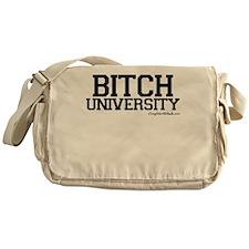Bitch University Messenger Bag