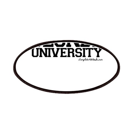 Blonde University Patches