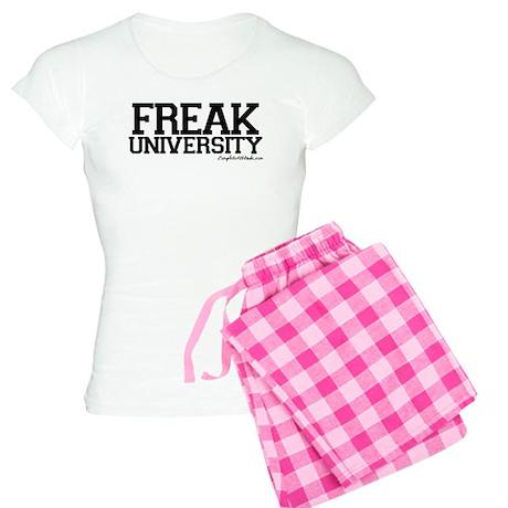 Freak University Women's Light Pajamas