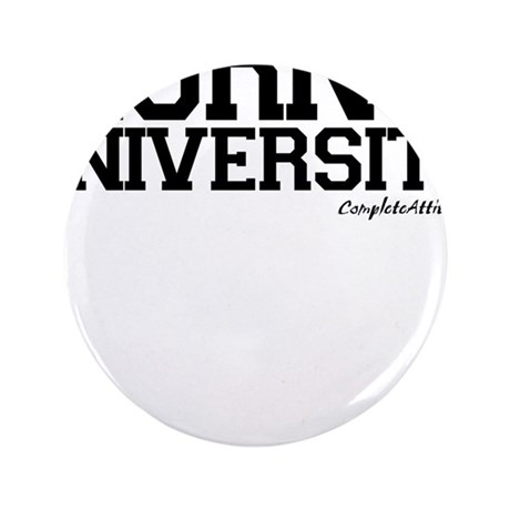 """Horny University 3.5"""" Button (100 pack)"""