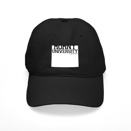Horny University Black Cap