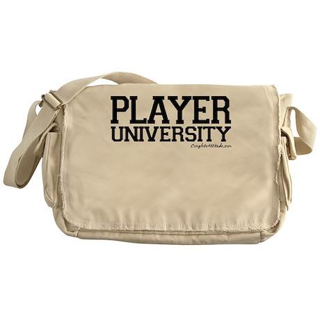 Pecker University Messenger Bag