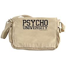 Psycho University Messenger Bag