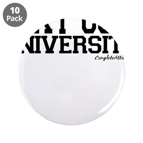 "Sexy Coed University 3.5"" Button (10 pack)"