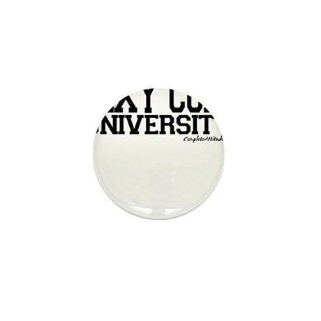 Sexy Coed University Mini Button (10 pack)