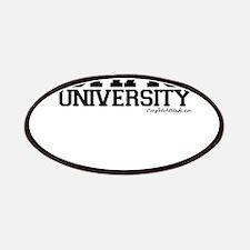 Shag University Patches