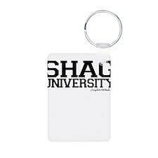 Shag University Keychains