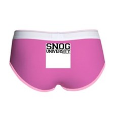 Snogg University Women's Boy Brief