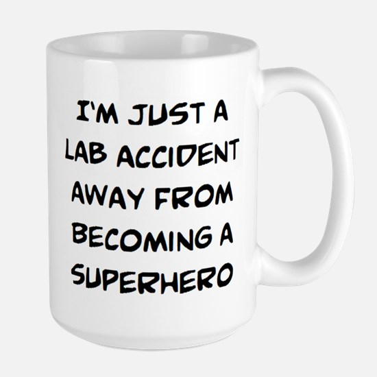 lab accident Mug