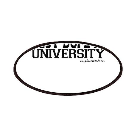 Test Dummy University Patches