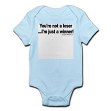 Loser/ Winner Infant Bodysuit