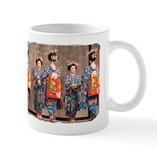 Helaine's Geisha Small Mug