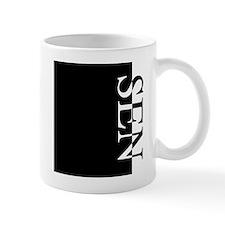 SEN Typography Mug