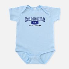 Bamberg South Carolina, Palmetto State Flag Infant