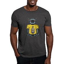 Buy Me Robot Feedback On A T-Shirt