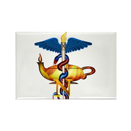 Future Nurse Rectangle Magnet (100 pack)