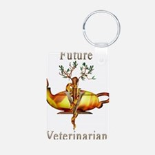 Future Veterinarian Keychains