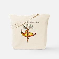 Future in Medicine Tote Bag