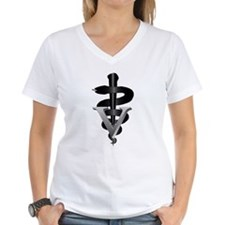 Veterinary Caduceus Shirt