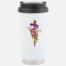 Veterinary Tech Stainless Steel Travel Mug