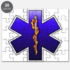Star of Life(EMS) Puzzle