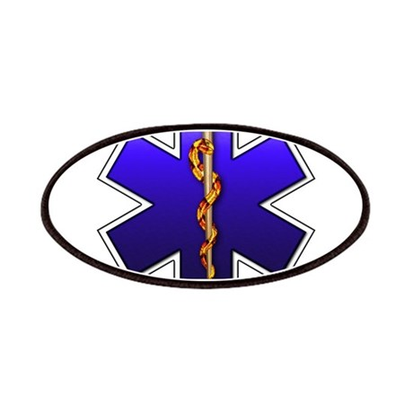 Star of Life(EMS) Patches