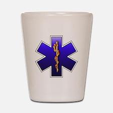Star of Life(EMS) Shot Glass