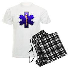 Star of Life(EMS) Pajamas