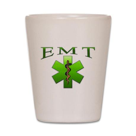 EMT(Green) Shot Glass