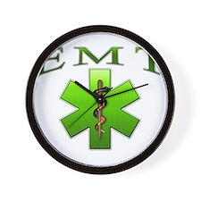 EMT(Green) Wall Clock