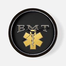 EMT(Gold) Wall Clock