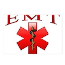 EMT(Red) Postcards (Package of 8)