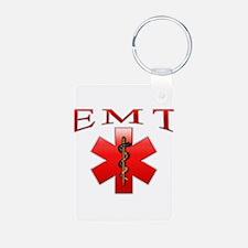 EMT(Red) Keychains