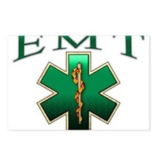 EMT(Emerald) Postcards (Package of 8)
