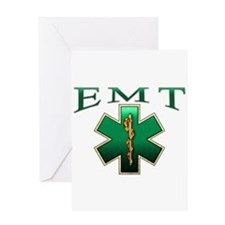 EMT(Emerald) Greeting Card