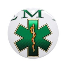 EMT(Emerald) Ornament (Round)