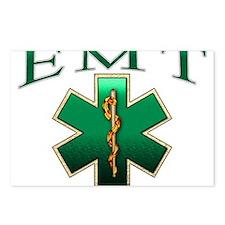 EMT(Emerald) Postcards (Package of 8)