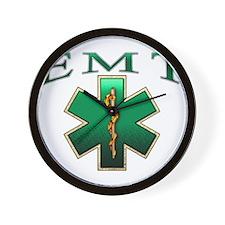 EMT(Emerald) Wall Clock
