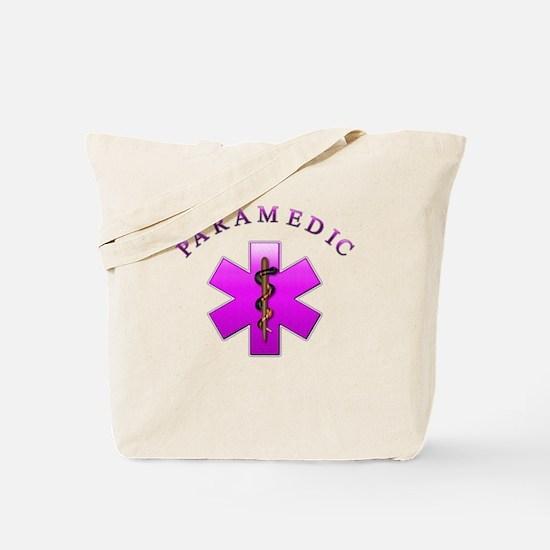 Paramedic(pink) Tote Bag